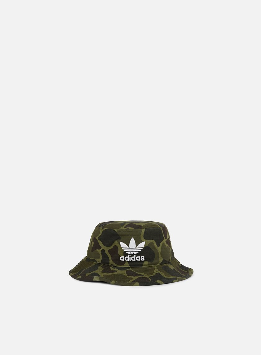 Adidas Originals - Camo Bucket Hat, Multicolor