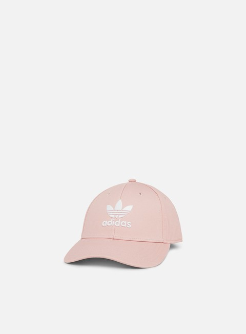 Sale Outlet Curved Brim Caps Adidas Originals Classic Baseball Trefoil Strapback