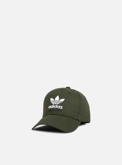 Adidas Originals - Classic Trefoil Cap, Night Cargo 1