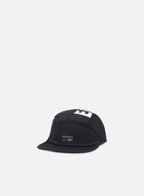 cappellini adidas originals eqt techy seven panel hat black