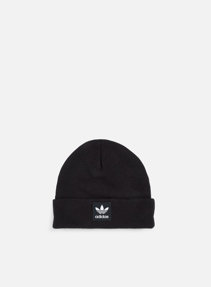 Adidas Originals - Logo Beanie, Black/White