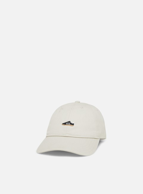 Curved Brim Caps Adidas Originals Samba Cap