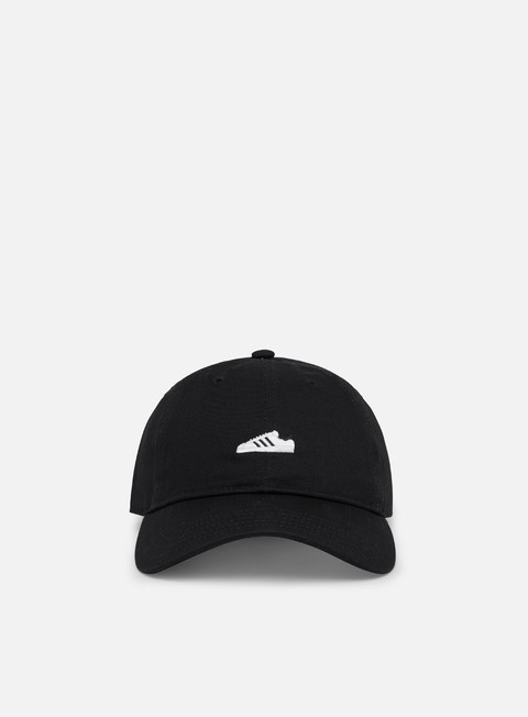 Curved Brim Caps Adidas Originals Superstar Cap