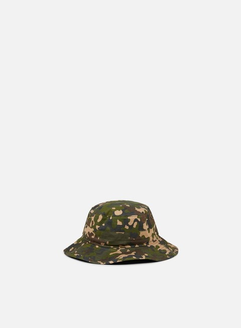 cappellini adidas skateboarding boonie camouflage bucket hat cargo
