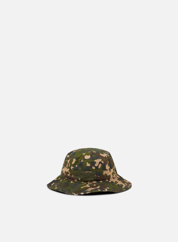 Adidas Skateboarding - Boonie Camouflage Bucket Hat, Cargo