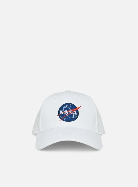 Brim caps Alpha Industries Nasa Cap
