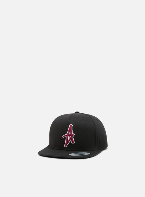 Altamont Decades Snapback Hat