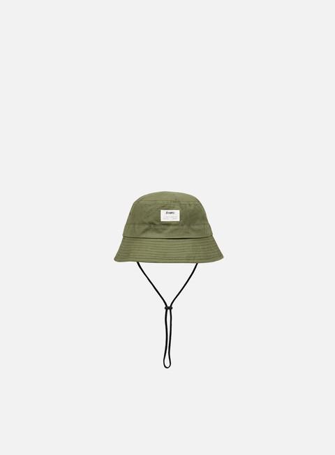 cappellini altamont mule bush hat olive