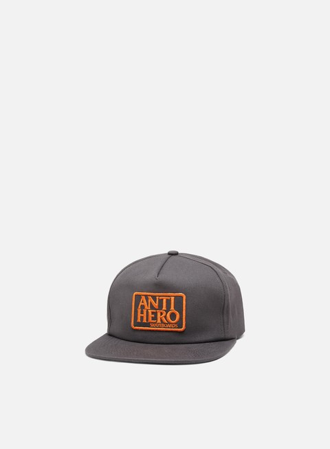 Antihero Reserve Patch Snapback