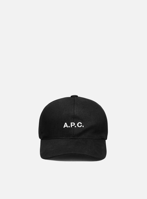 Brim caps A.P.C. Charlie Cap