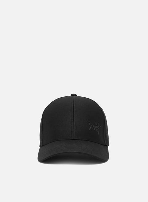 Curved Brim Caps Arc'Teryx Bird Cap