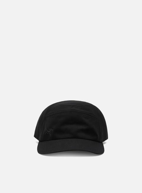 Curved Brim Caps Arc'Teryx Elaho Cap