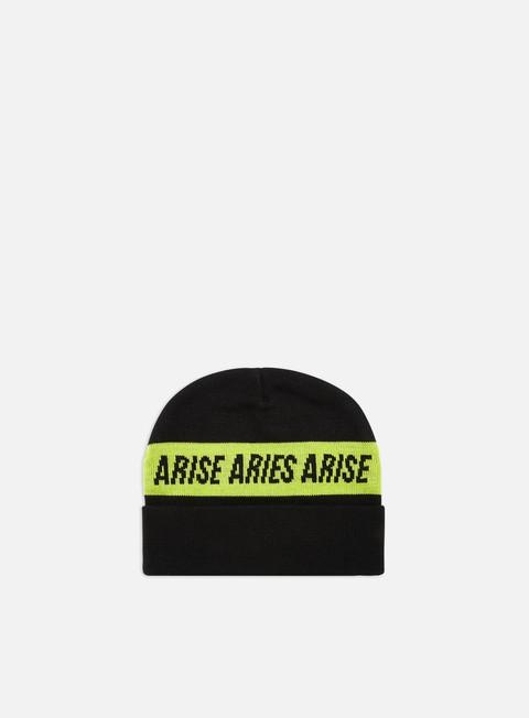Cuffie Aries Logo Tape Beanie