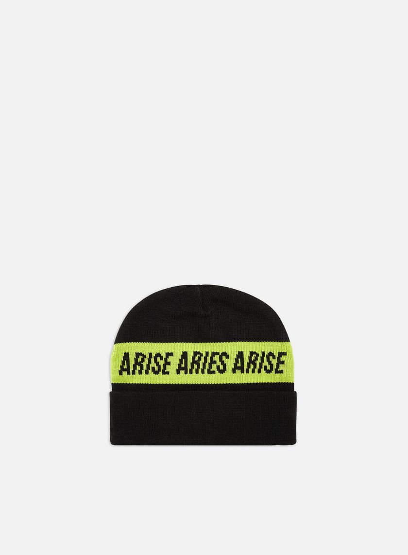 Aries Logo Tape Beanie