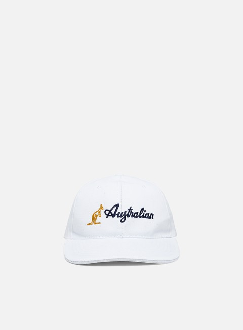 Australian Embroidered Logo Cap