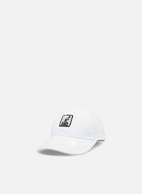 Curved Brim Caps Australian HC Patch Logo Hat