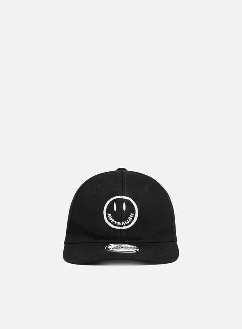 Curved Brim Caps Australian HC Smile Hat