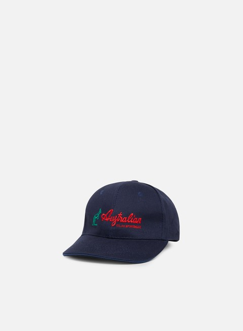 Curved Brim Caps Australian Icon Logo Hat