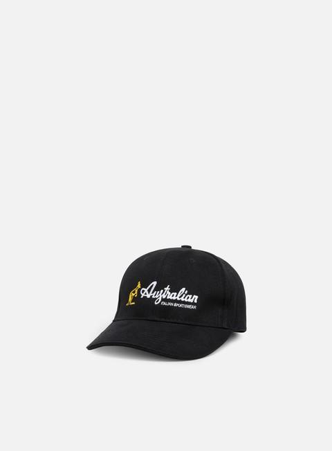 Cappellini Visiera Curva Australian Icon Logo Hat