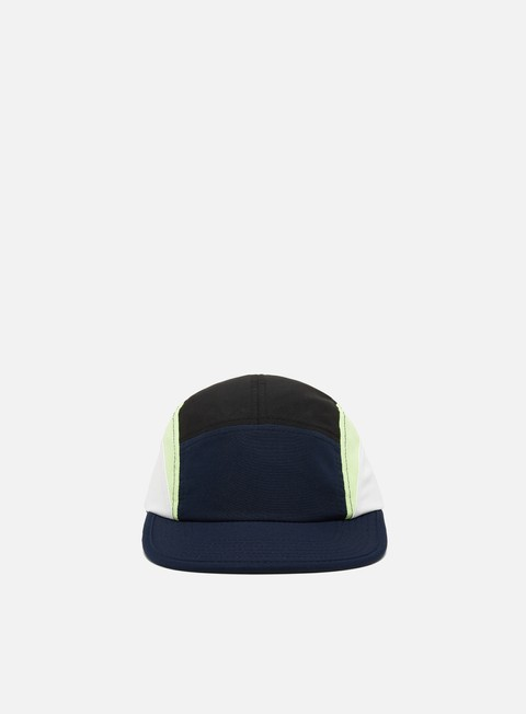 Outlet e Saldi Cappellini 5 Panel Butter Goods Cresent Camp Cap