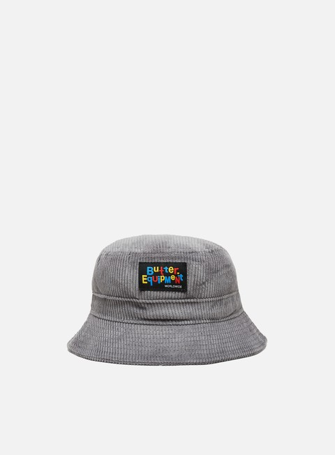 Outlet e Saldi Cappellini bucket Butter Goods High Wale Cord Bucket Hat