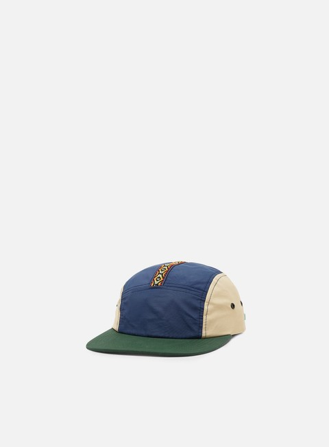 Cappellini 5 Panel Butter Goods Trail Camp 5 Panel Cap