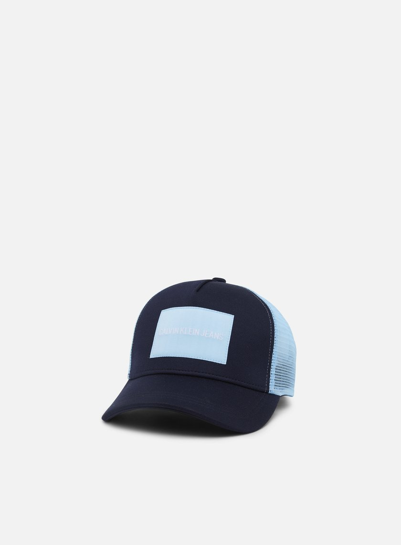 Calvin Klein Jeans Retro Trucker Cap