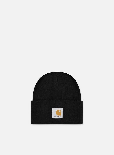 cappellini carhartt acrylic watch hat black