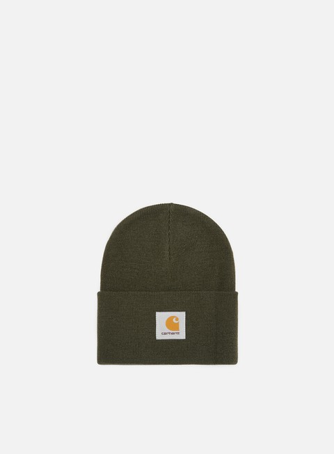 cappellini carhartt acrylic watch hat cypress