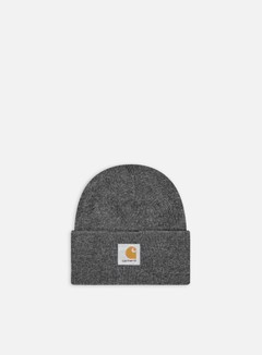 Carhartt - Acrylic Watch Hat, Dark Grey Heather