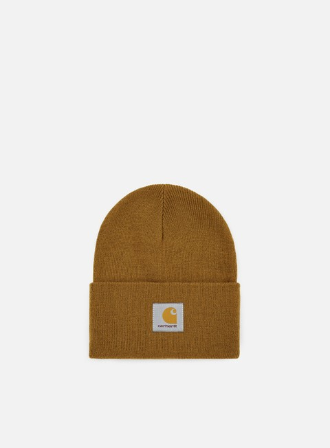 cappellini carhartt acrylic watch hat hamilton brown