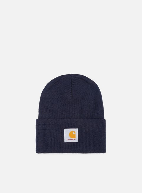 cappellini carhartt acrylic watch hat navy