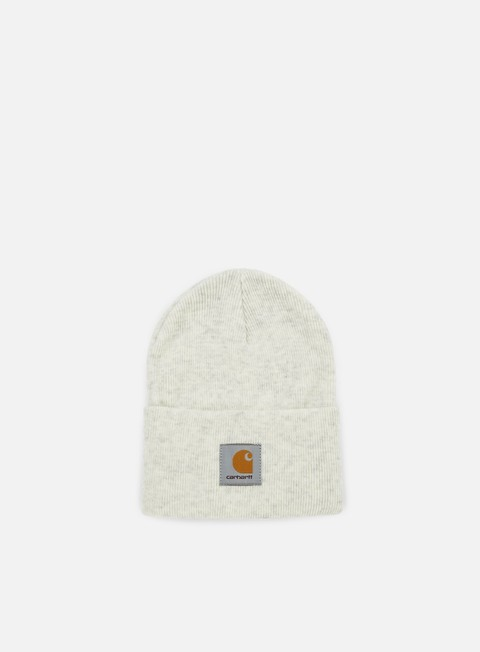 cappellini carhartt acrylic watch hat snow heather