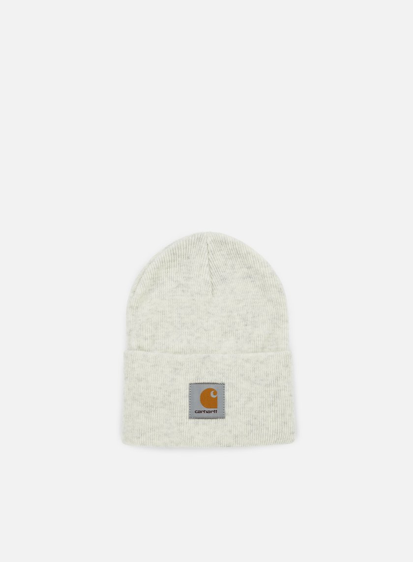 Carhartt - Acrylic Watch Hat, Snow Heather
