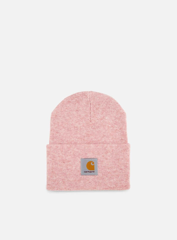 Carhartt - Acrylic Watch Hat, Soft Rose Heather