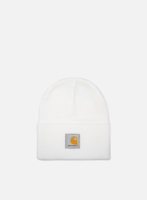 cappellini carhartt acrylic watch hat white