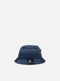 Carhartt - Assyut Print Bucket Hat, Assyut Print Blue/White 1