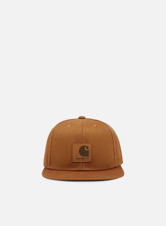 6c10e08dfef2ff ... coupon for carhartt logo cap hamilton brown 1 76444 9355c
