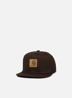 Carhartt - Logo Cap, Tobacco