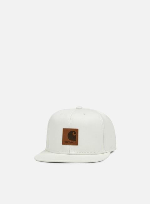 cappellini carhartt logo cap wax