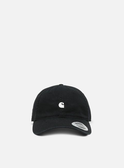 Cappellini Visiera Curva Carhartt Madison Logo Cap