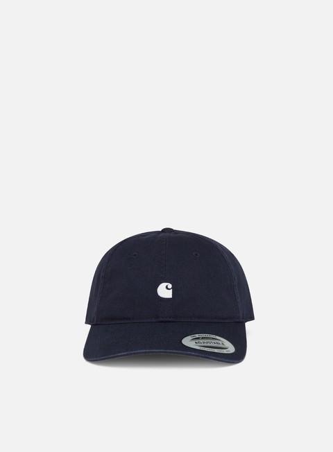 Curved Brim Caps Carhartt Madison Logo Cap