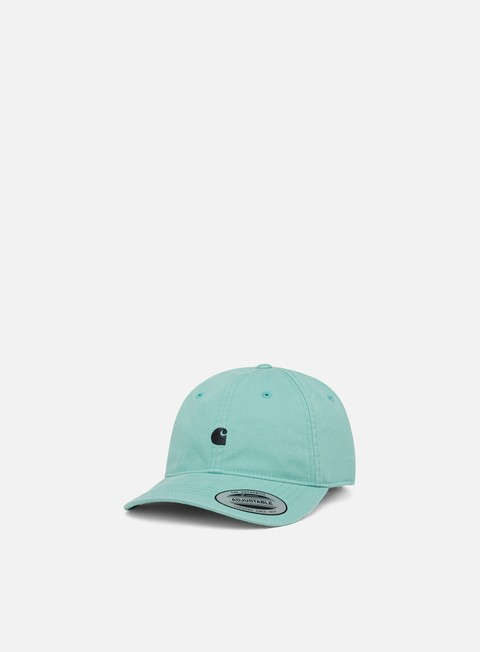 Sale Outlet Curved Brim Caps Carhartt Madison Logo Cap