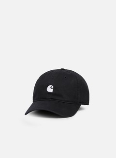 Carhartt - Major Cap, Black/White 1