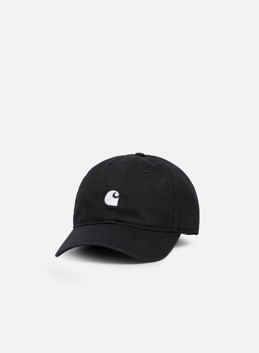 Carhartt - Major Cap, Black/White
