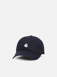 Carhartt - Major Cap, Dark Navy/White 1