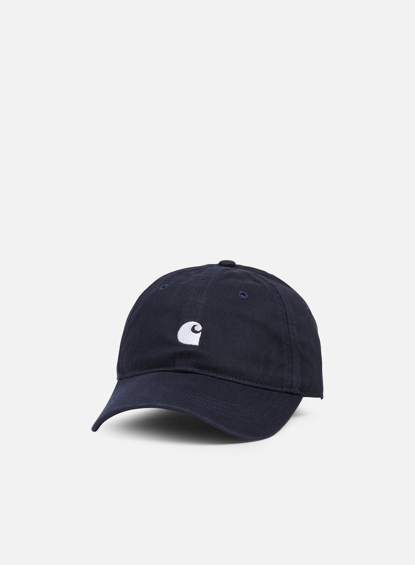 Carhartt - Major Cap, Dark Navy/White