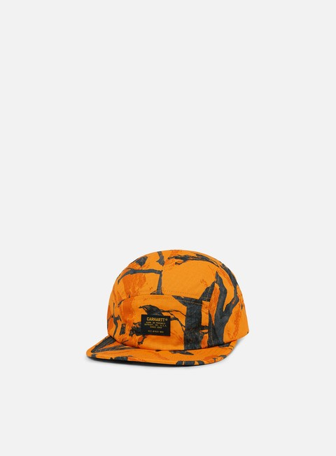 Outlet e Saldi Cappellini 5 Panel Carhartt Military Cap