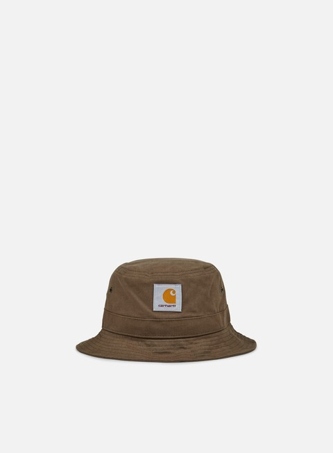 cappellini carhartt watch bucket hat rover green