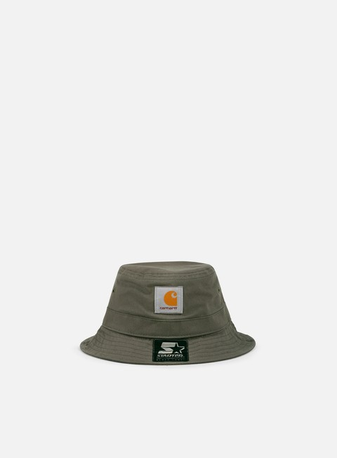 cappellini carhartt watch starter bucket hat leaf